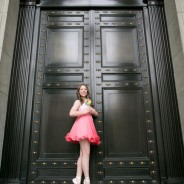 Molly's Bat Mitzvah at the Carnegie Institute of Washington