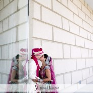 Nidhi + Adam Married