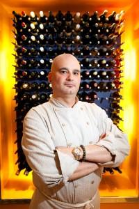 Chef Alex McWilliams