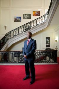 Haitian Ambassador