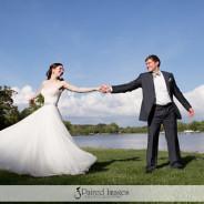 Julia + Brad Married