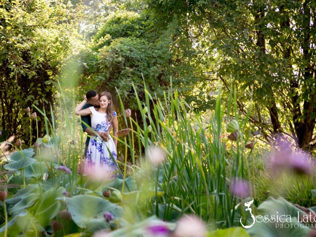 Yulia and Stephen Engaged