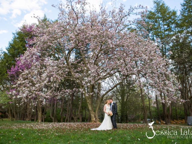Maureen and Tommy Married at Woodend